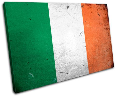 Abstract Irish Ireland Maps Flags - 13-1172(00B)-SG32-LO